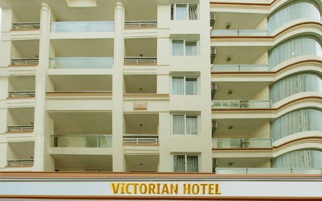 Victorian Nha Trang Hotel вид на фасад