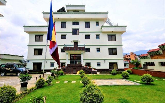 Отель Mukhum International Непал, Катманду - отзывы, цены и фото номеров - забронировать отель Mukhum International онлайн вид на фасад