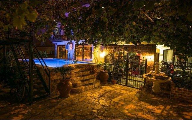 Отель Saki Apartmani Черногория, Будва - отзывы, цены и фото номеров - забронировать отель Saki Apartmani онлайн вид на фасад