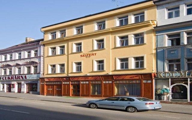 Seifert Hotel вид на фасад