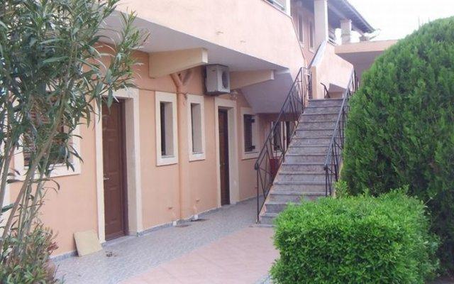 Апартаменты Eleni Apartments вид на фасад