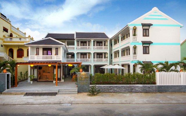 Отель Hoi An Estuary Villa Вьетнам, Хойан - отзывы, цены и фото номеров - забронировать отель Hoi An Estuary Villa онлайн вид на фасад