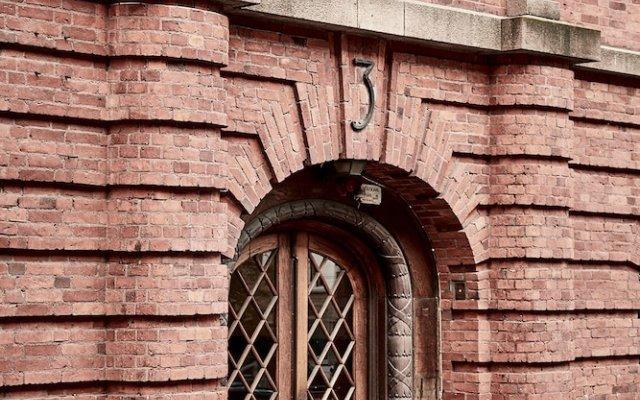 Отель Olof Wijksgatan, by Anna&Jesper Гётеборг вид на фасад