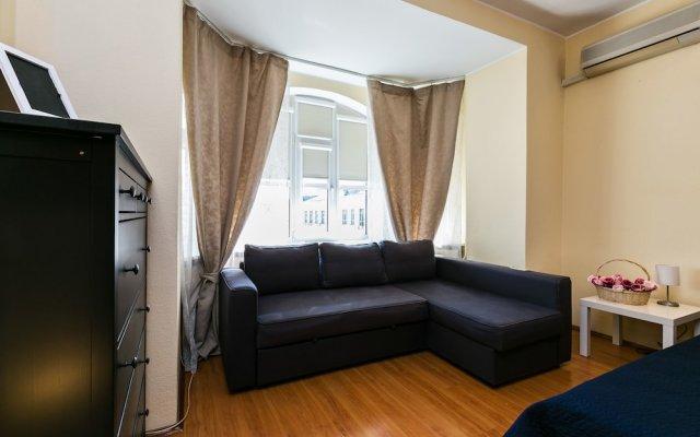 Апартаменты GM Apartment 1 Volkonskiy 15 комната для гостей