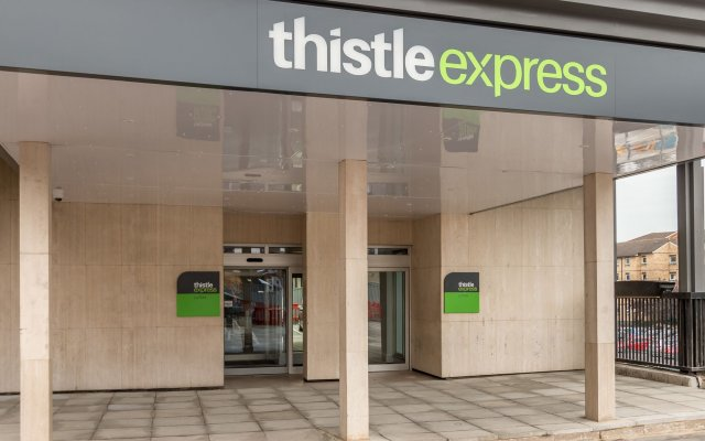 Отель Thistle Express Luton вид на фасад