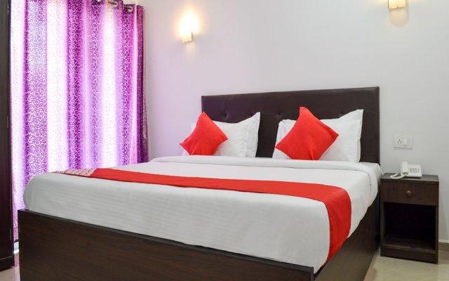 Отель OYO 18325 Elvin De Mar Индия, Северный Гоа - отзывы, цены и фото номеров - забронировать отель OYO 18325 Elvin De Mar онлайн вид на фасад