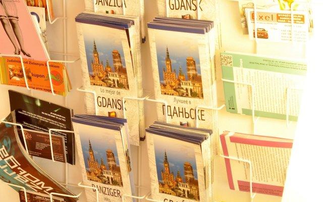 Отель Midtown Hostel Польша, Гданьск - 3 отзыва об отеле, цены и фото номеров - забронировать отель Midtown Hostel онлайн вид на фасад