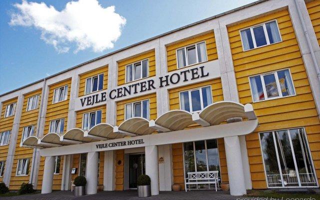 Отель Vejle Center Hotel Дания, Вайле - отзывы, цены и фото номеров - забронировать отель Vejle Center Hotel онлайн вид на фасад
