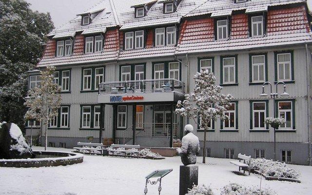 Hotel Villa OpdenSteinen вид на фасад