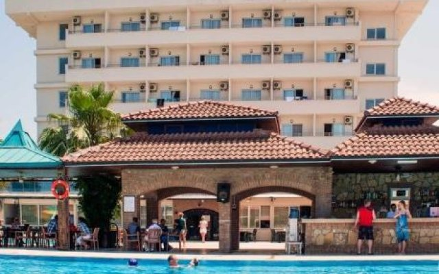 Belkon Club Hotel вид на фасад