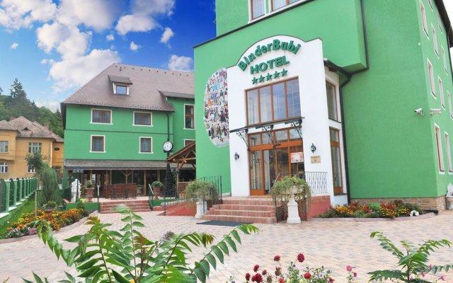 Mercure Sighisoara Binderbubi - Hotel & Spa вид на фасад