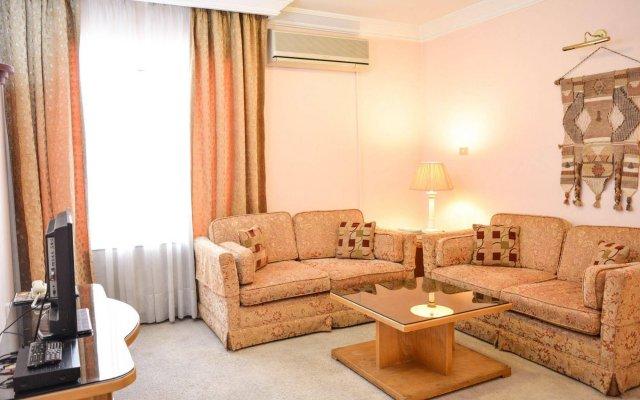 Отель Prestige Hotel Suites Иордания, Амман - отзывы, цены и фото номеров - забронировать отель Prestige Hotel Suites онлайн комната для гостей