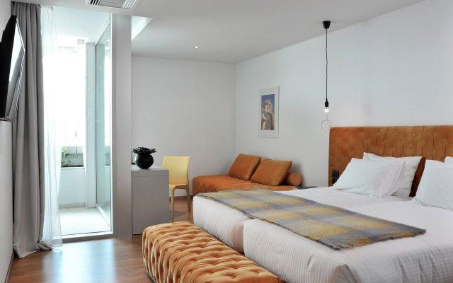 Отель Athenaeum Palace & Luxury Suites комната для гостей