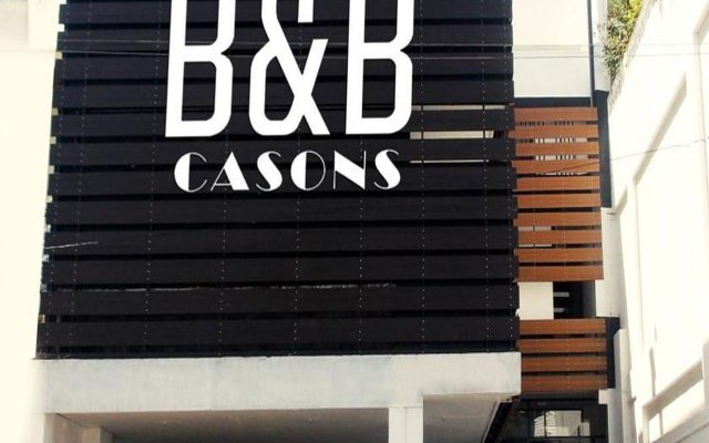 Отель Casons B&B Шри-Ланка, Коломбо - отзывы, цены и фото номеров - забронировать отель Casons B&B онлайн вид на фасад