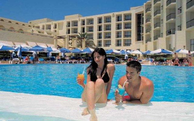 Отель Corinthia Jerma Palace Мальта, Марсаскала - отзывы, цены и фото номеров - забронировать отель Corinthia Jerma Palace онлайн бассейн