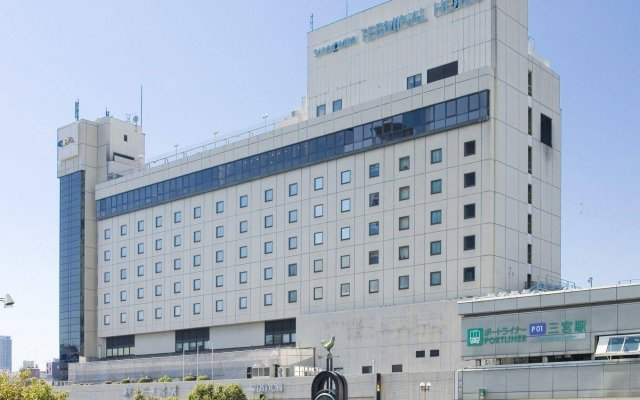 Sannomiya Terminal Hotel, Kobe, Japan | ZenHotels