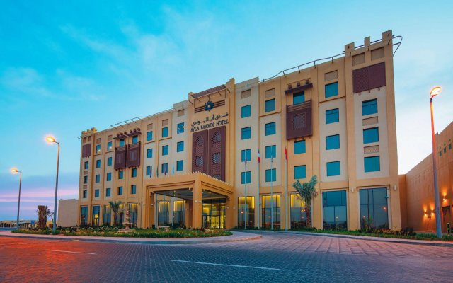 Отель Ayla Bawadi Hotel & Mall ОАЭ, Эль-Айн - отзывы, цены и фото номеров - забронировать отель Ayla Bawadi Hotel & Mall онлайн вид на фасад