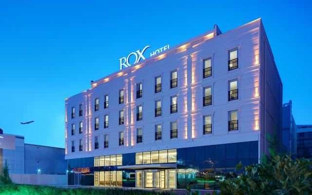 Rox Hotel вид на фасад