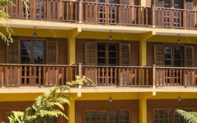 Hotel Garnier вид на фасад