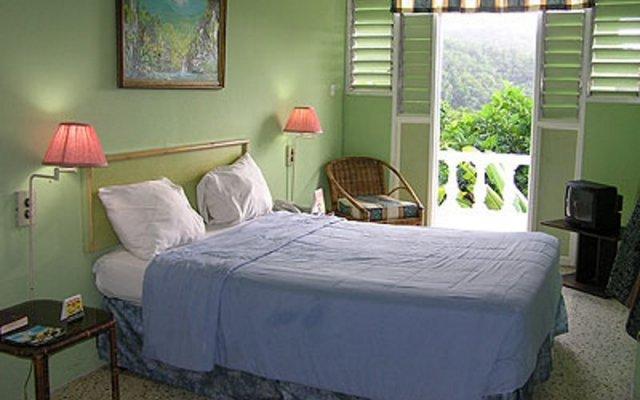 Отель Fern Hill Club Ямайка, Порт Антонио - отзывы, цены и фото номеров - забронировать отель Fern Hill Club онлайн комната для гостей