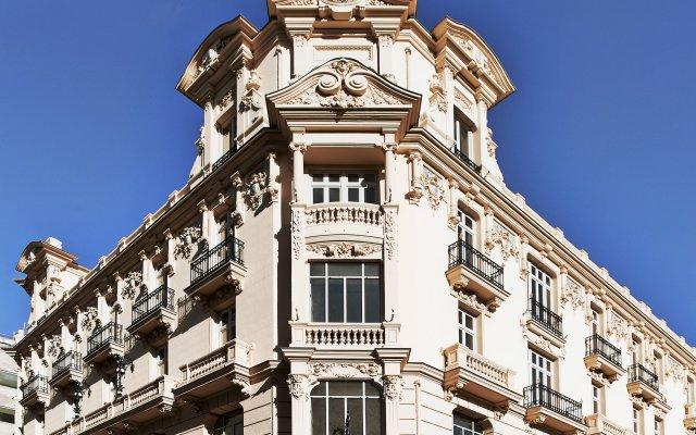 URSO Hotel & Spa вид на фасад