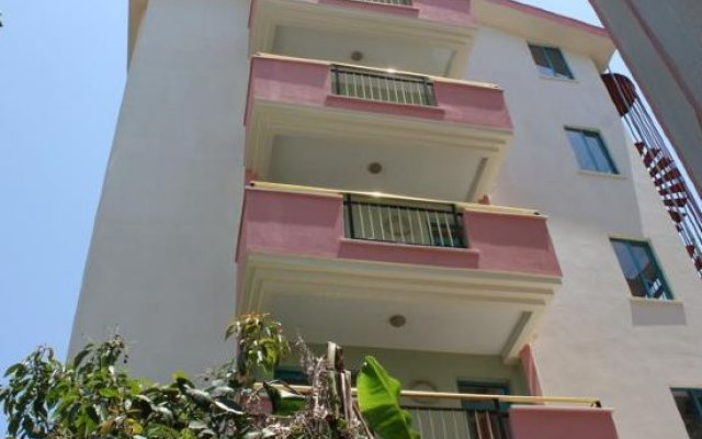 Gazipasa Star Hotel & Apart вид на фасад