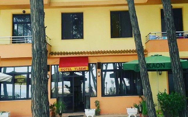 Отель Ylberi Албания, Голем - отзывы, цены и фото номеров - забронировать отель Ylberi онлайн вид на фасад