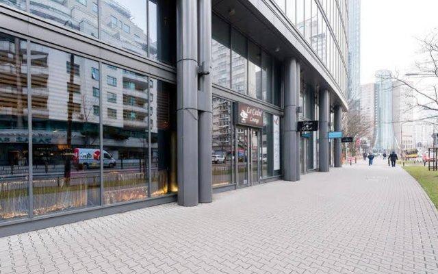 Отель P&O Apartments Grzybowska 2 Польша, Варшава - отзывы, цены и фото номеров - забронировать отель P&O Apartments Grzybowska 2 онлайн вид на фасад