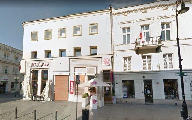 Апартаменты P&O Apartments Chmielna 2 вид на фасад