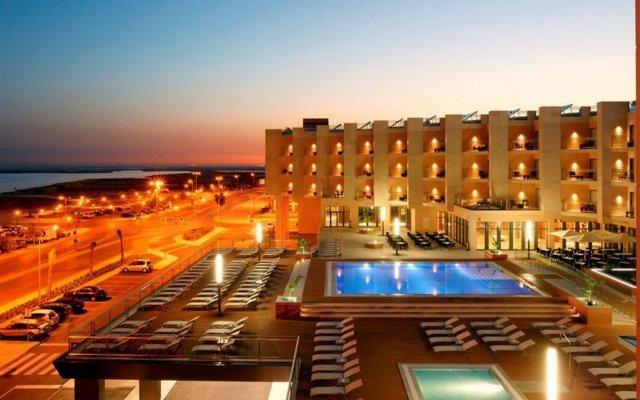 Real Marina Hotel & Spa Природный парк Риа-Формоза вид на фасад