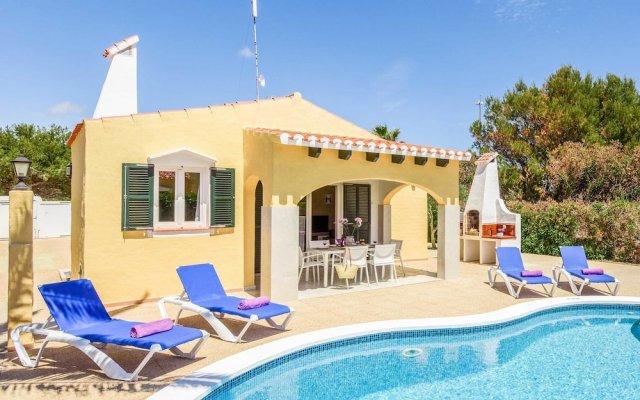 Отель Villas Sol Испания, Кала-эн-Бланес - отзывы, цены и фото номеров - забронировать отель Villas Sol онлайн вид на фасад