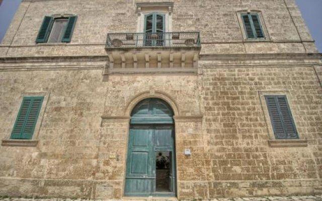 Отель B&B A Palazzo Италия, Гальяно дель Капо - отзывы, цены и фото номеров - забронировать отель B&B A Palazzo онлайн вид на фасад