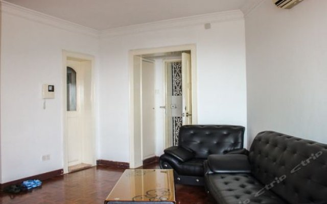 Апартаменты Shenzhen Travel Jia Apartment комната для гостей