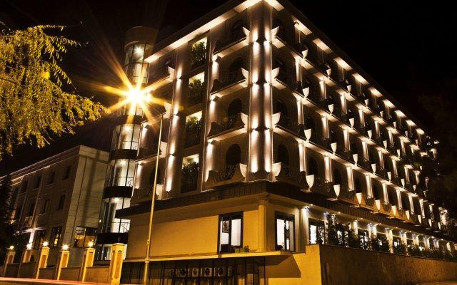 Bayramoglu Resort Hotel Турция, Гебзе - отзывы, цены и фото номеров - забронировать отель Bayramoglu Resort Hotel онлайн вид на фасад