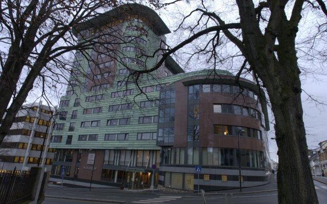 Отель Clarion Hotel Stavanger Норвегия, Ставангер - отзывы, цены и фото номеров - забронировать отель Clarion Hotel Stavanger онлайн вид на фасад