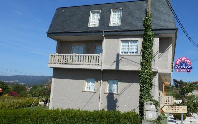 Отель Habitaciones Ninfa вид на фасад