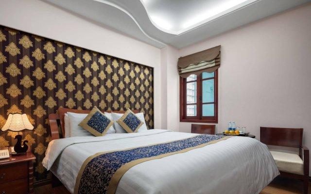 Отель Lakeside Palace Hotel Вьетнам, Ханой - отзывы, цены и фото номеров - забронировать отель Lakeside Palace Hotel онлайн комната для гостей