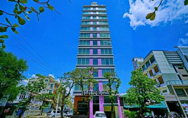 Myat Nan Yone Hotel вид на фасад