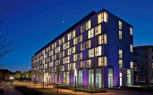 Отель INNSIDE by Meliá Düsseldorf Derendorf вид на фасад