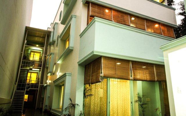 Отель Anara Homes (GK-2) вид на фасад