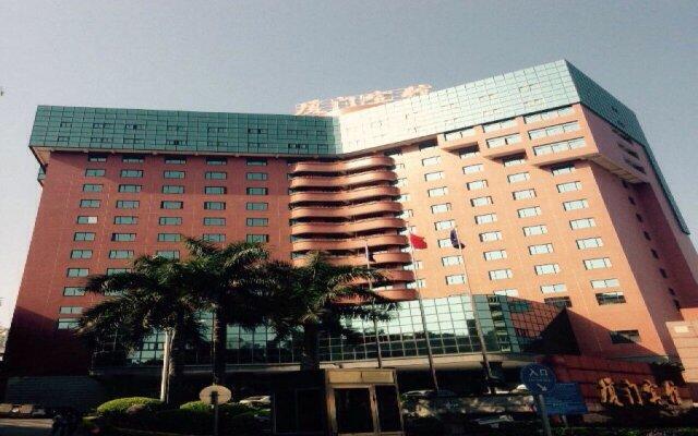 Отель City Hotel Xiamen Китай, Сямынь - отзывы, цены и фото номеров - забронировать отель City Hotel Xiamen онлайн вид на фасад