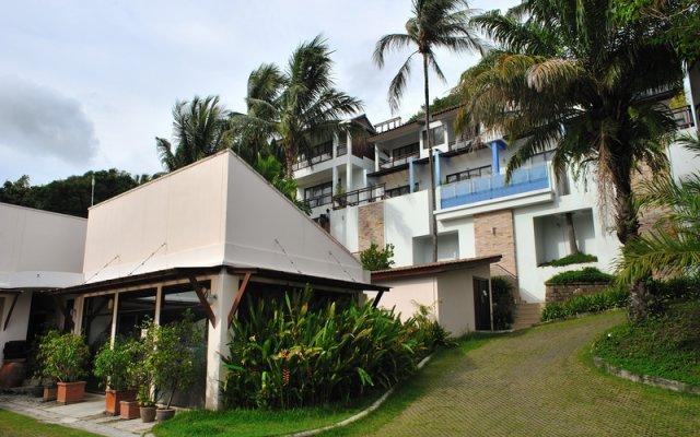 Отель Cloud 19 Panwa вид на фасад