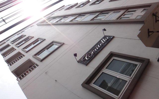 Отель Centella Apartment Таиланд, Бангкок - отзывы, цены и фото номеров - забронировать отель Centella Apartment онлайн вид на фасад