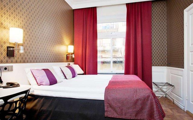 Отель Vasa - Sweden Hotels Швеция, Гётеборг - отзывы, цены и фото номеров - забронировать отель Vasa - Sweden Hotels онлайн комната для гостей