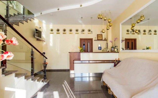 Hotel Complex Pans'ka Vtiha интерьер отеля