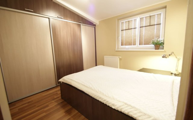 Апартаменты Inside House - Apartments Sopot комната для гостей