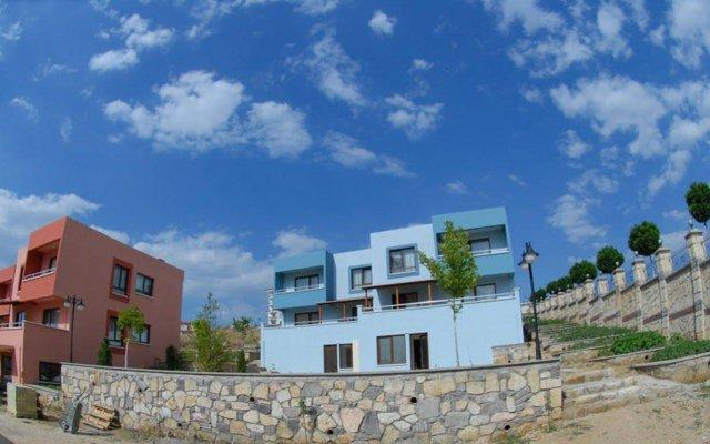 Отель Ceylan Termal Saglikli Yasam Koyu вид на фасад