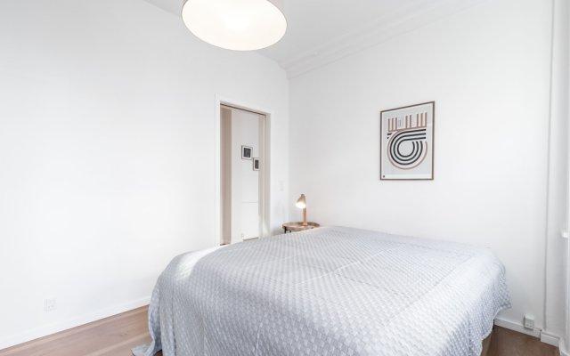 Отель Large Apartment in Historic Centre Дания, Копенгаген - отзывы, цены и фото номеров - забронировать отель Large Apartment in Historic Centre онлайн комната для гостей