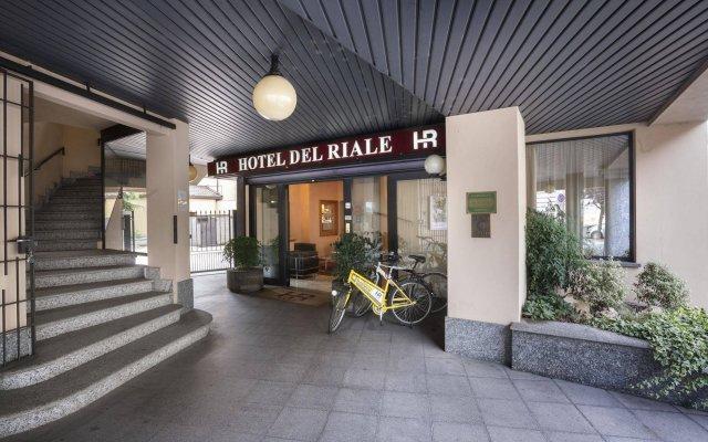 Hotel Del Riale вид на фасад