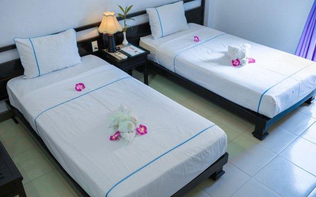 Отель An Hoi Hotel Вьетнам, Хойан - отзывы, цены и фото номеров - забронировать отель An Hoi Hotel онлайн вид на фасад